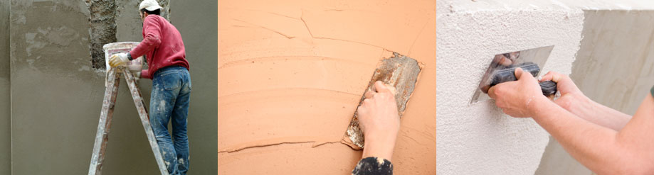Images of Plastering Services